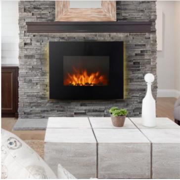 Miró Calefacción chimenea electrica